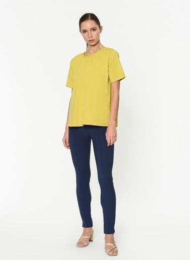 Ipekyol Tişört Sarı